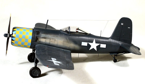 F4U Corsair  WW2 US Navy Fighter Plane  History Specs
